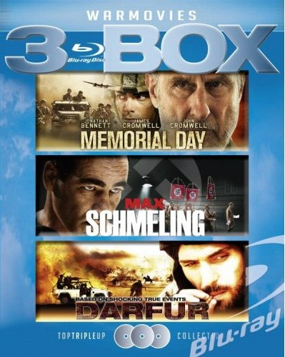 Image of   Memorial Day // Darfur // Max Schmeling - Blu-Ray