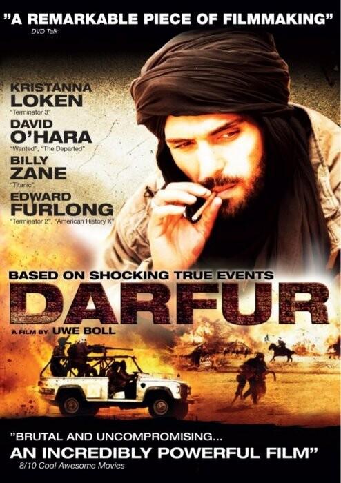 Image of   Darfur - DVD - Film