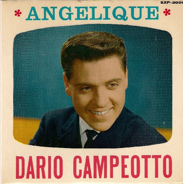 Image of   Dario Campeotto - Angelique - CD