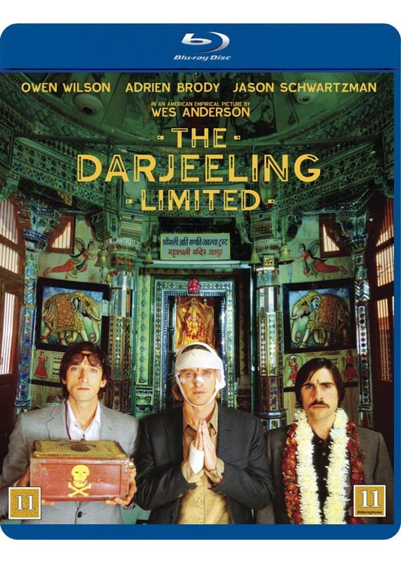Image of   Darjeling Limited - Blu-Ray