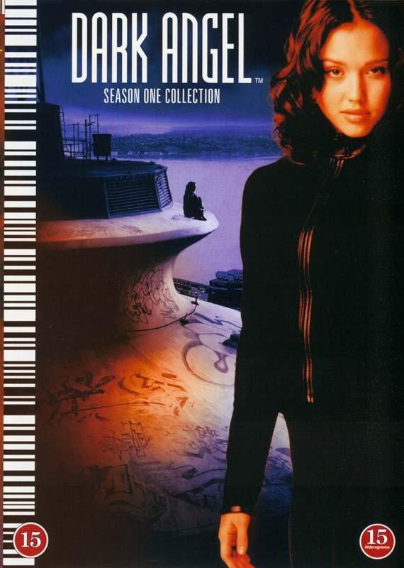 Image of   Dark Angel - Sæson 1 - DVD - Tv-serie