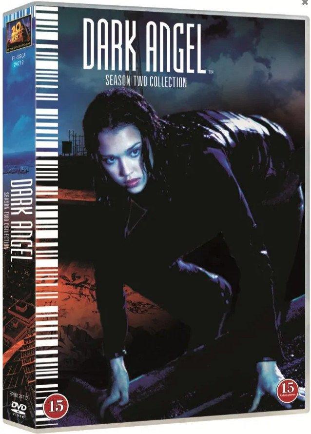 Image of   Dark Angel - Sæson 2 - DVD - Tv-serie