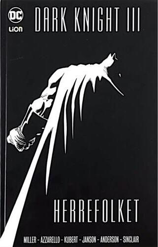 Image of   Dark Knight Iii - Frank Miller - Tegneserie