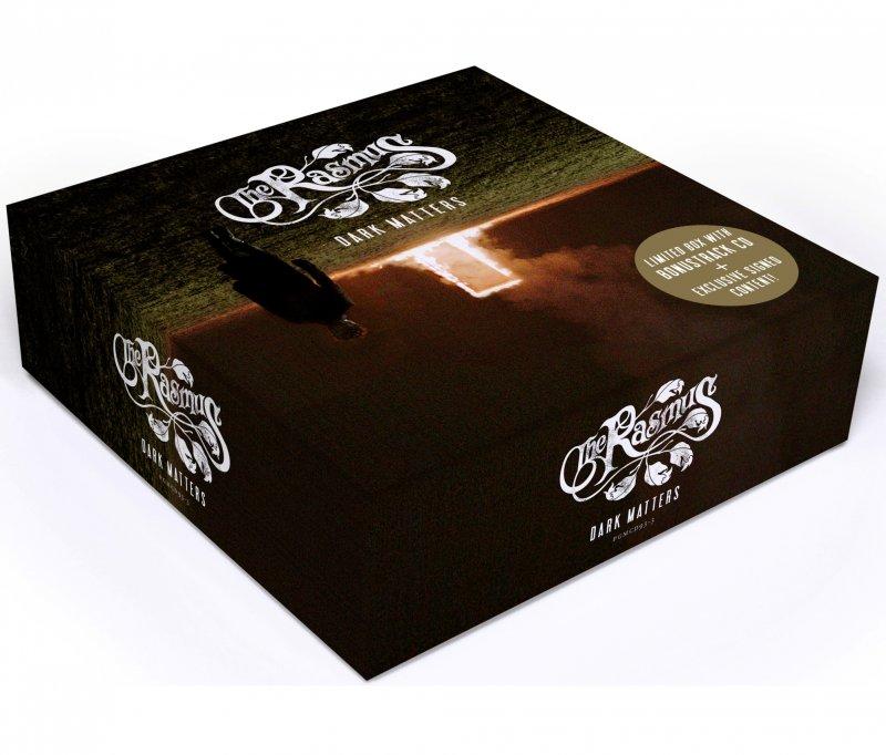 The Rasmus - Dark Matters - Limited Box Edition  - CD