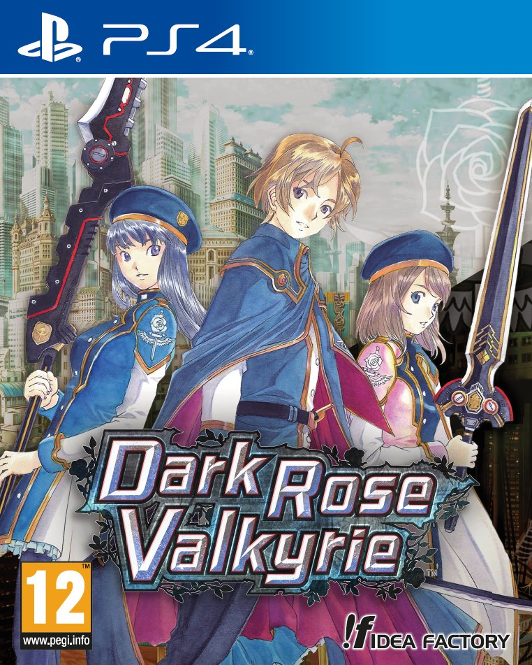 Image of   Dark Rose Valkyrie - PS4
