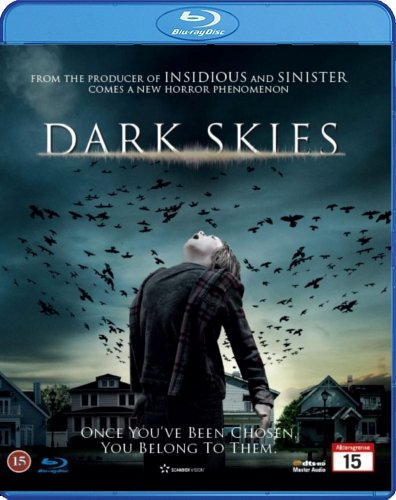 Image of   Dark Skies - Blu-Ray