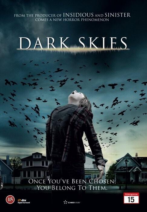 Image of   Dark Skies - DVD - Film