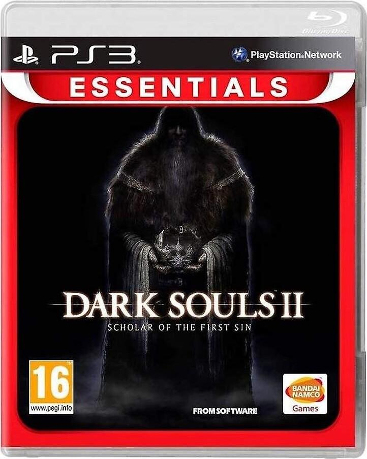 Image of   Dark Souls Ii (2): Scholar Of The First Sin (essentials) - PS3