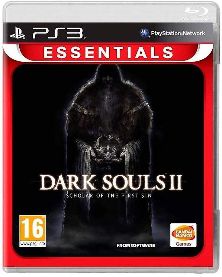 Image of   Dark Souls Ii (2): Scholar Of The First Sin (essentials) - PS3