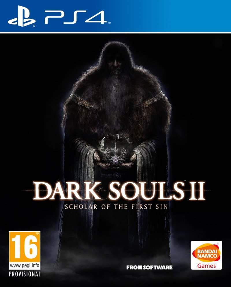 Image of   Dark Souls Ii (2): Scholar Of The First Sin - PS4