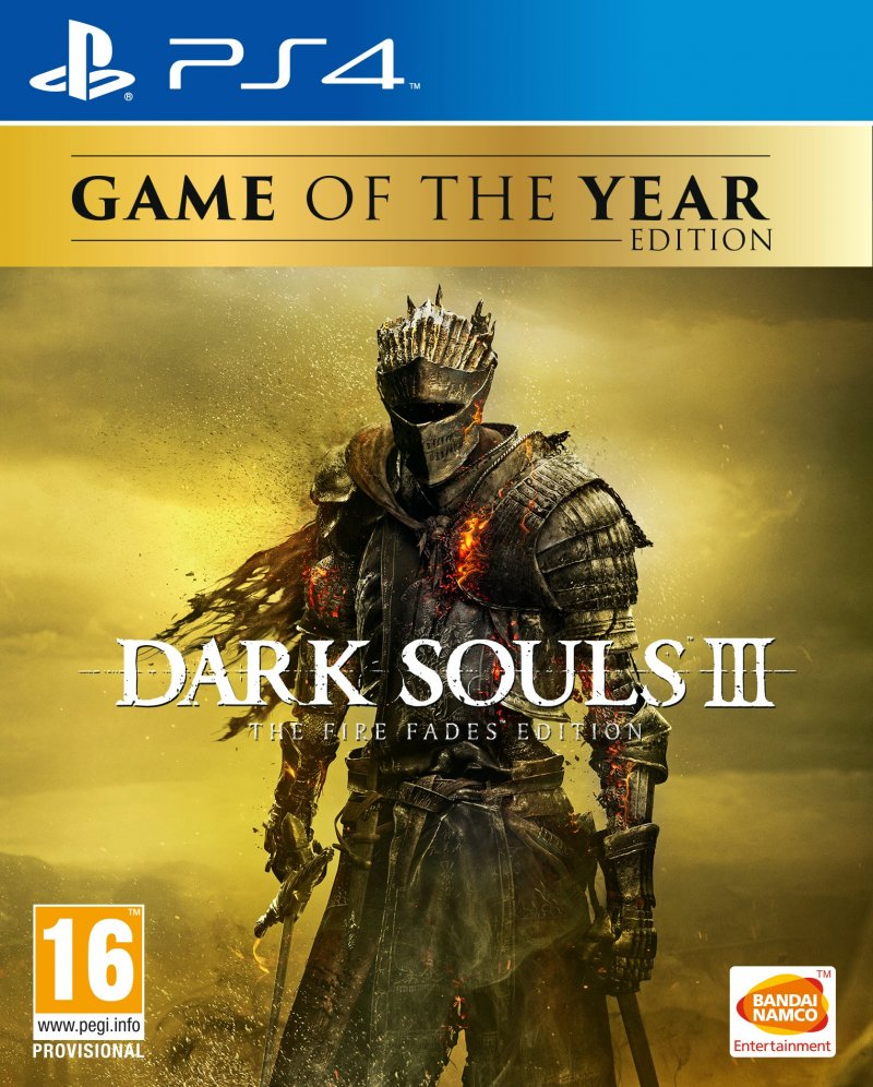 Image of   Dark Souls Iii (3): The Fire Fades - PS4