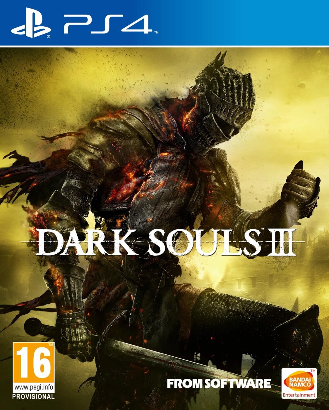 Image of   Dark Souls Iii (3) - PS4