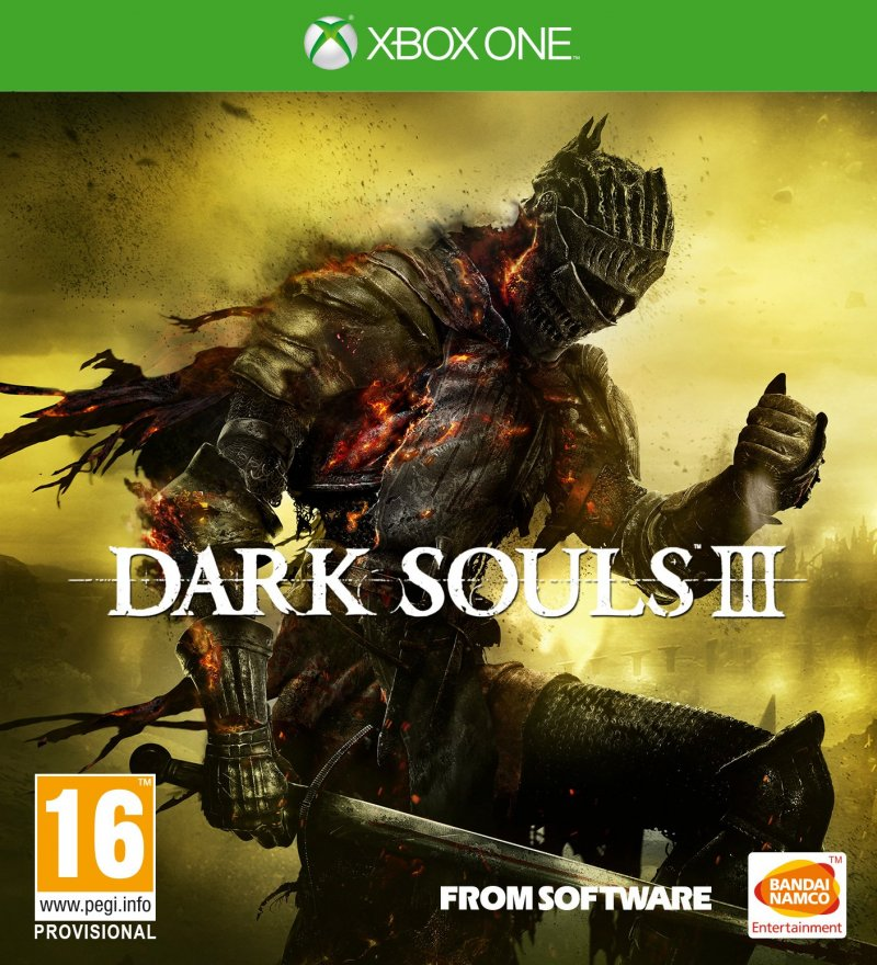 Dark Souls Iii (3) - Xbox One