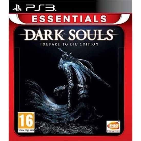 Image of   Dark Souls: Prepare To Die Edition (essentials) - PS3