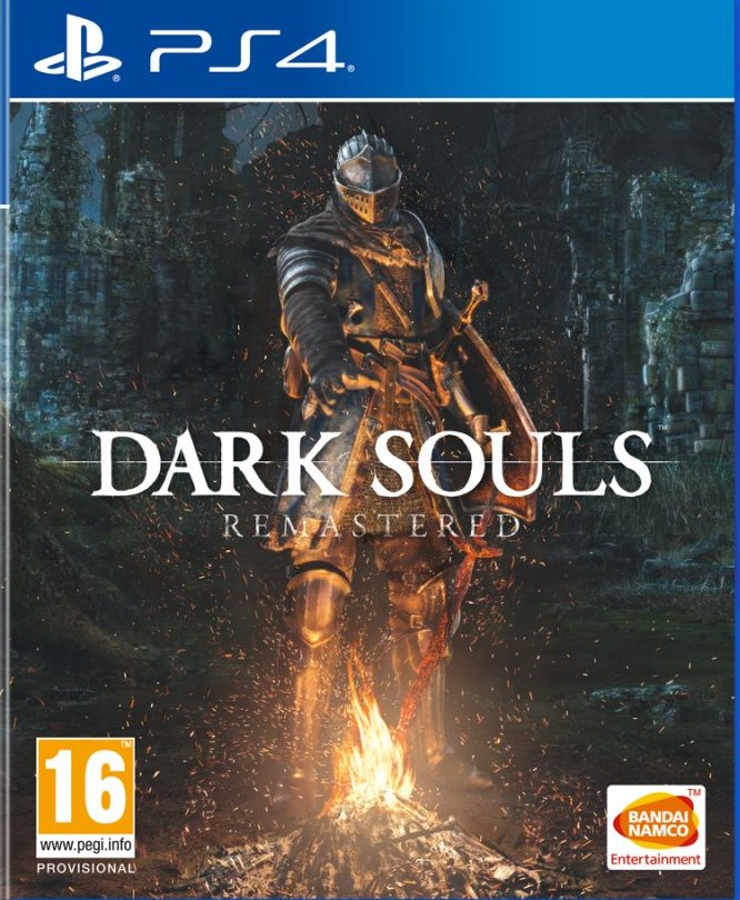 Image of   Dark Souls: Remastered - PS4