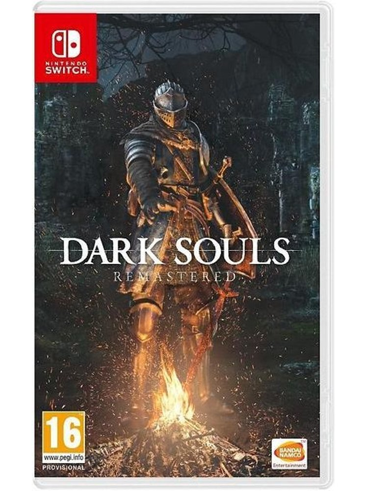 Image of   Dark Souls: Remastered - Nintendo Switch