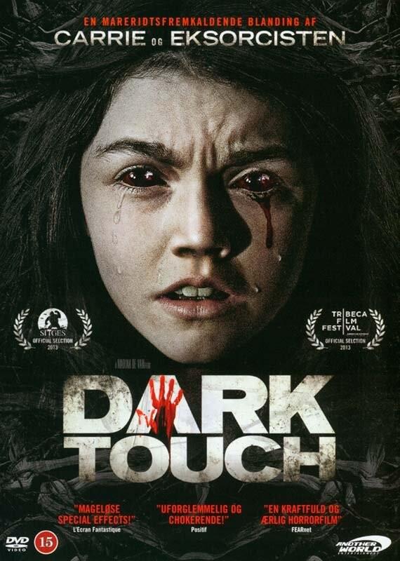 Image of   Dark Touch - DVD - Film
