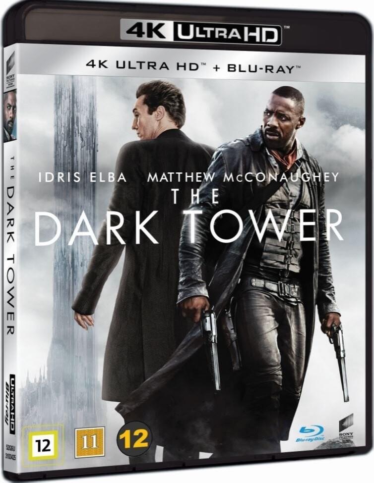 Image of   The Dark Tower - 4K Blu-Ray