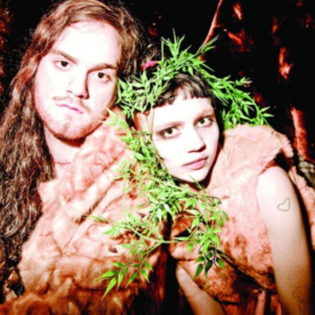Image of   Grimes And Deon - Darkbloom - Reissue - Vinyl / LP