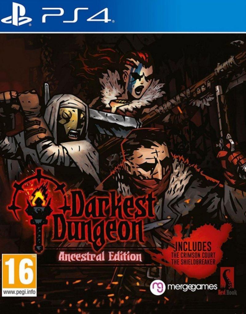 Image of   Darkest Dungeon: Ancestral Edition - PS4