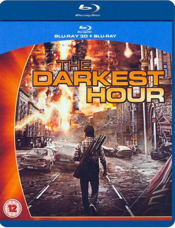 Image of   The Darkest Hour (3d Blu-ray + Dvd) -