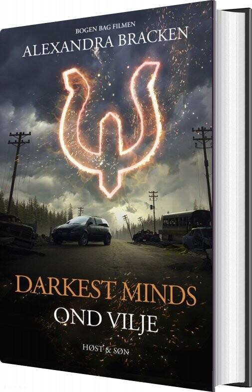 Billede af Darkest Minds 1 - Ond Vilje - Alexandra Bracken - Bog
