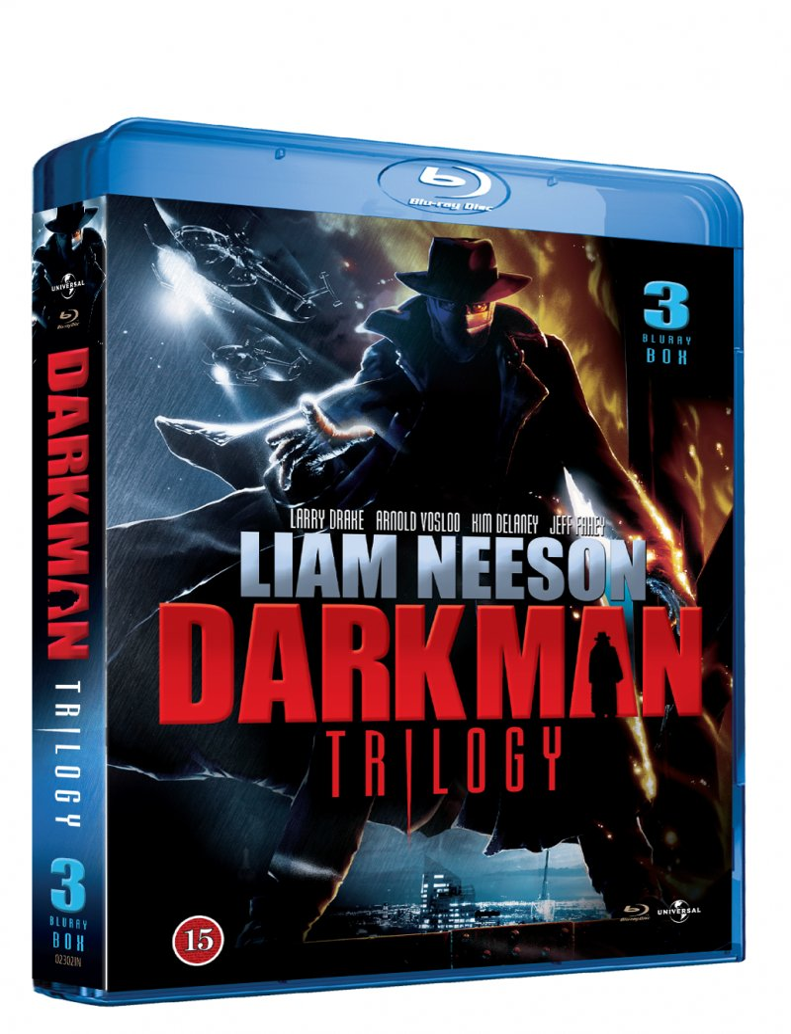 Image of   Darkman 1-3 - Blu-Ray