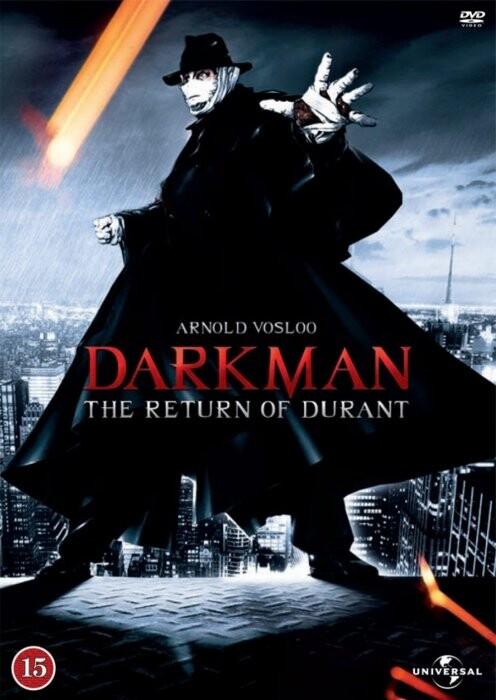 Image of   Darkman 2 - The Return Of Durant - DVD - Film