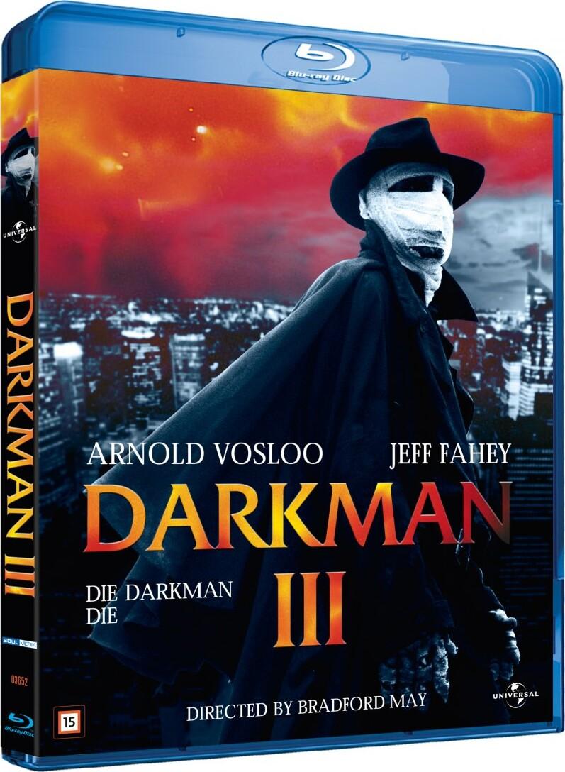 Image of   Darkman 3 - Die Darkman Die - Blu-Ray