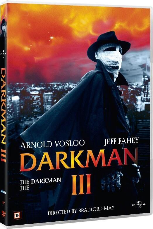 Image of   Darkman 3 - Die Darkman Die - DVD - Film