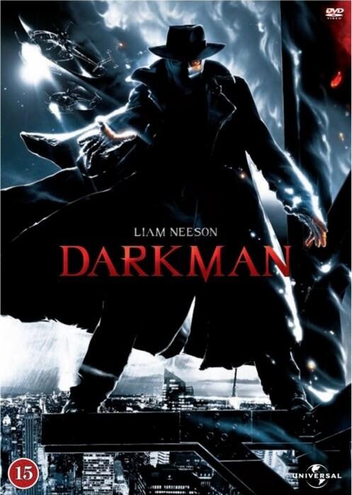 Image of   Darkman - DVD - Film