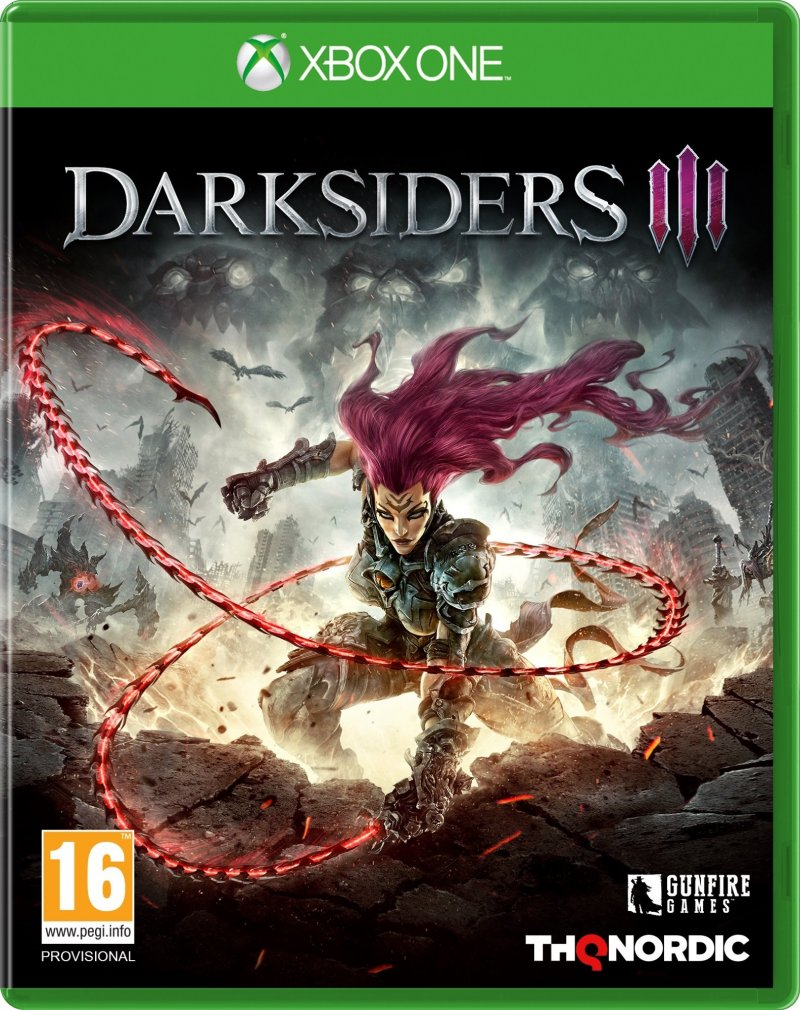 Image of   Darksiders 3 - Xbox One