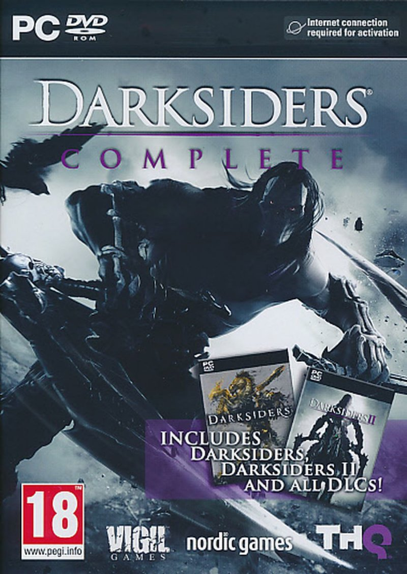 Image of   Darksiders Collection - PC