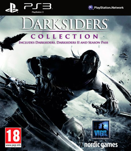 Image of   Darksiders Collection - PS3