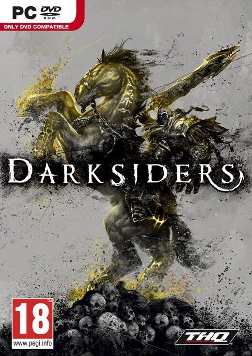 Image of   Darksiders - Dk - PC
