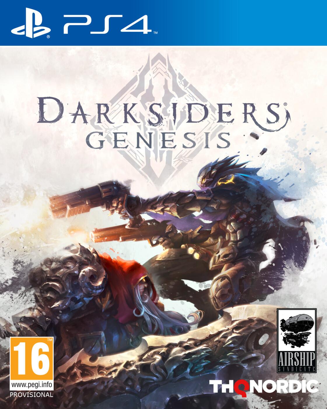 Image of   Darksiders Genesis - PS4