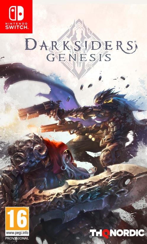 Image of   Darksiders Genesis - Nintendo Switch
