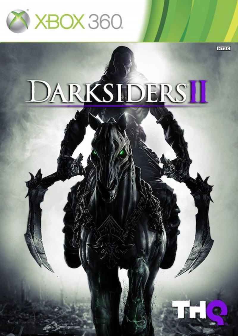 Image of   Darksiders Ii (2) - Xbox 360