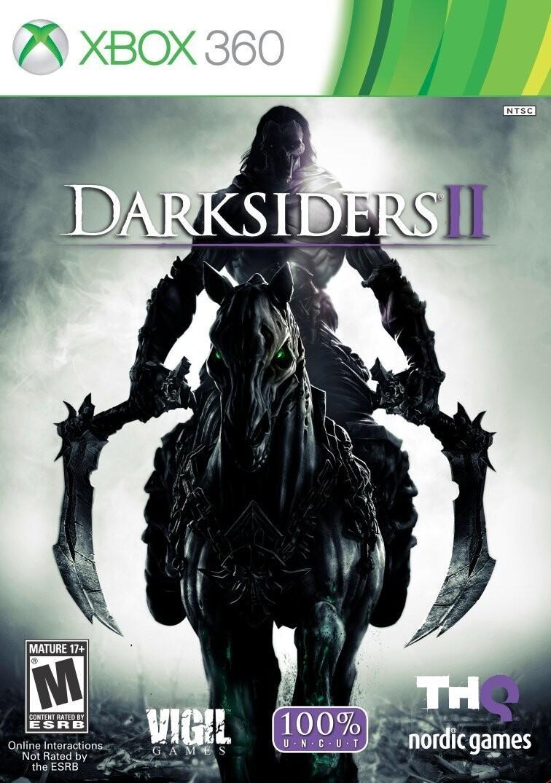 Image of   Darksiders Ii - Dk - Xbox 360