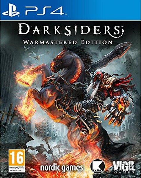 Image of   Darksiders: Warmastered Edition - PS4