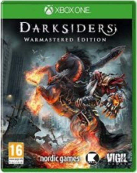 Image of   Darksiders: Warmastered Edition - Xbox One