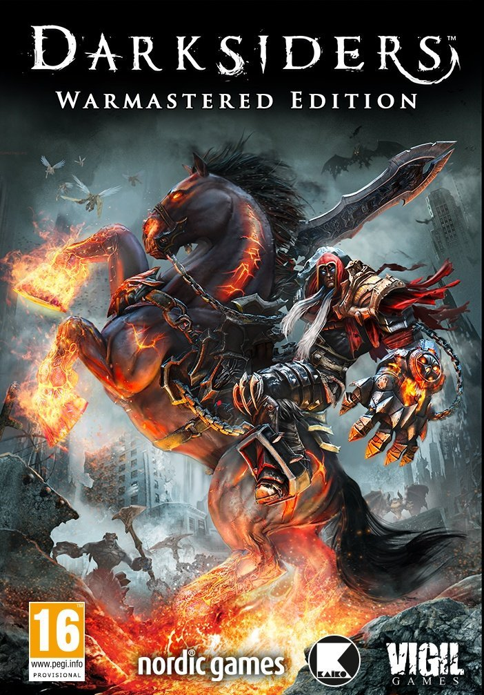 Image of   Darksiders: Warmastered Edition - PC