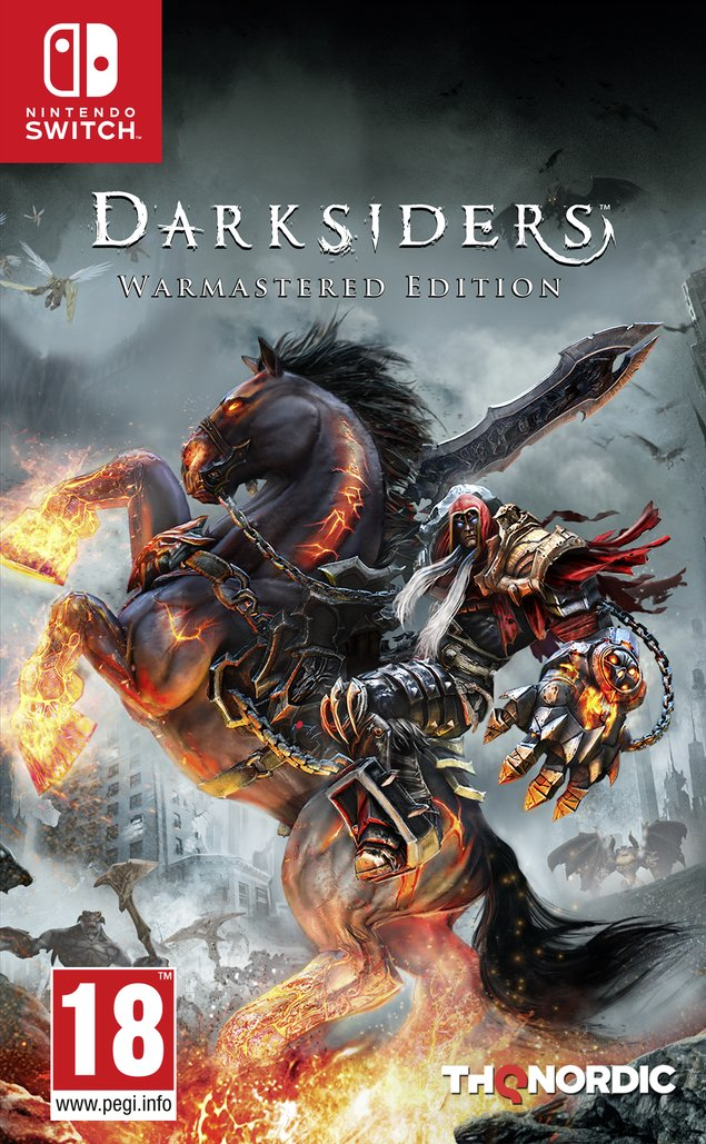 Image of   Darksiders: Warmastered Edition - Nintendo Switch
