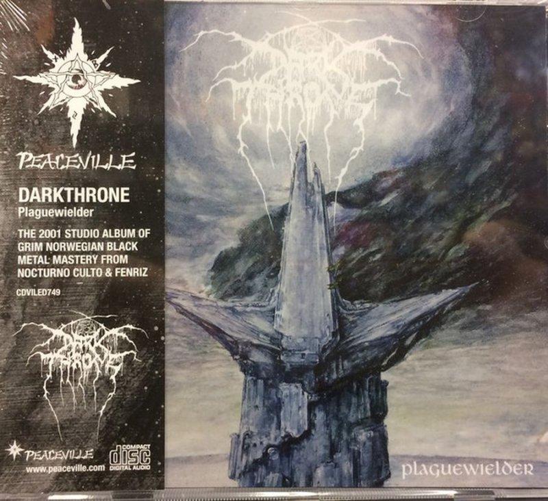 Image of   Darkthrone - Plaguewielder - CD