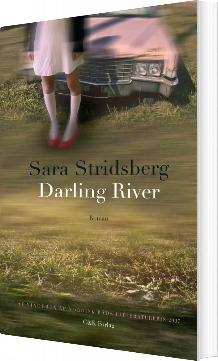 Billede af Darling River - Sara Stridsberg - Bog