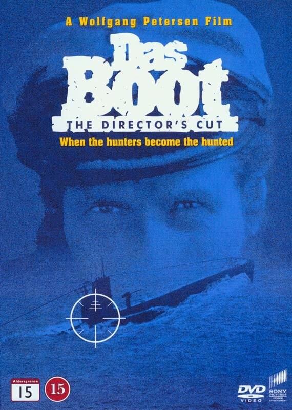 Image of   Das Boot - Directors Cut - DVD - Film