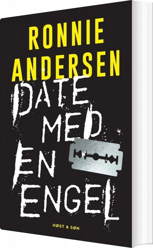 Date Med En Engel - Jubilæumsudgave - Ronnie Andersen - Bog