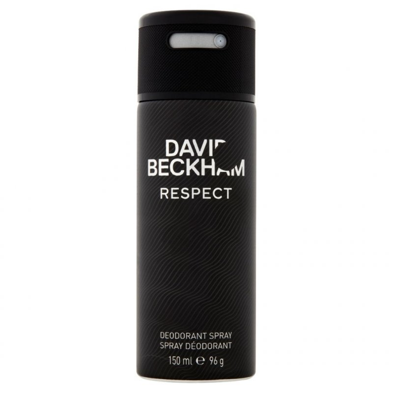 Image of   David Beckham Respect Deodorant - 150 Ml.