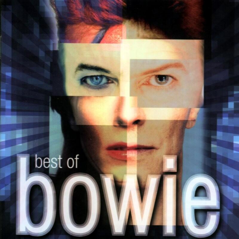 Image of   David Bowie - Best Of (uk Edition) [dobbelt-cd] [original Recording Remastered] - CD
