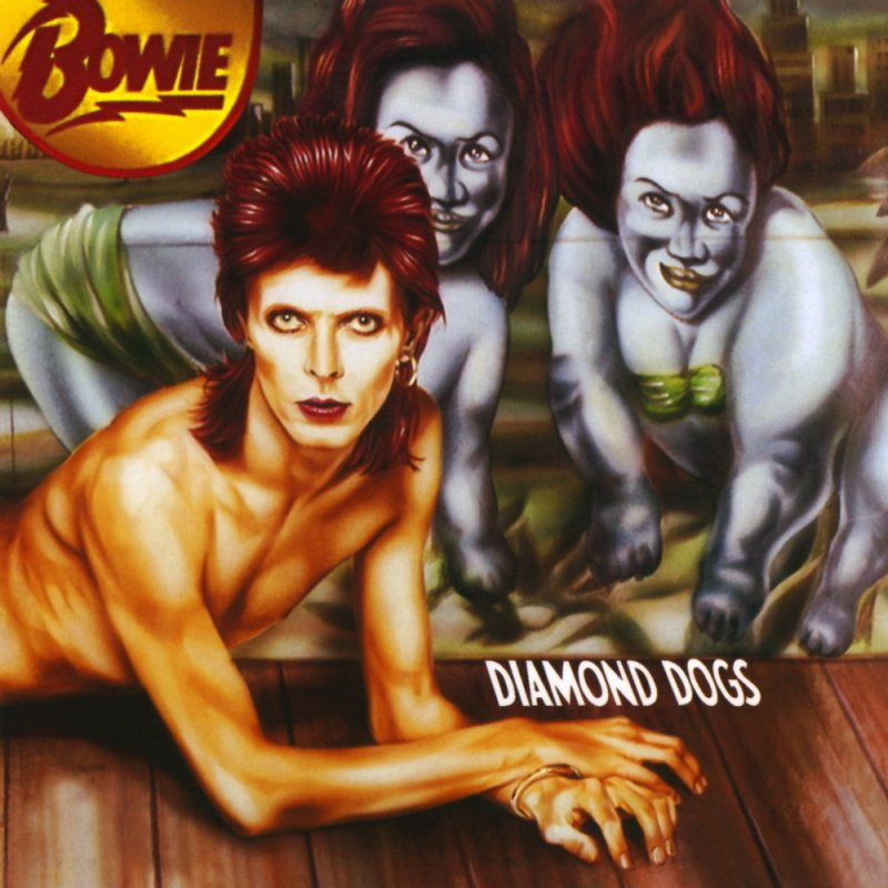 Billede af David Bowie - Diamond Dogs - CD